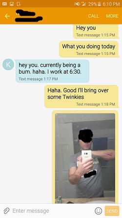 sexting conversation 1