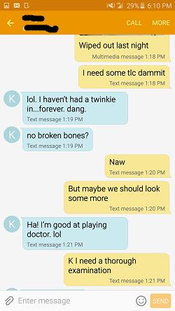 sexting conversation 2
