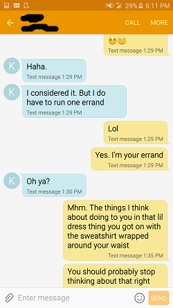 sexting conversation 4